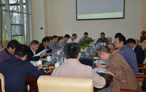 四川省安监局领导及专家莅临川bwin足球检查指导公司安全生产工作