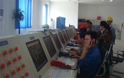 2012年5月18日,玉象胡杨尿素装置顺利投产